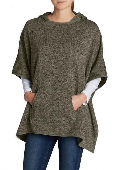 Radiator Fleece-Poncho