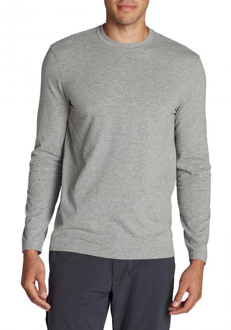 Lookout T-Shirt - Langarm mit Rundhalsausschnitt