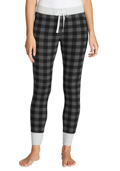 Stine' s Favorite Waffel-Pyjama Leggings
