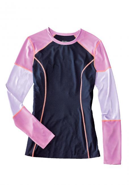 Tidal Schwimm-Shirt - Colorblock
