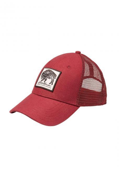 Cap mit Bison-Motiv