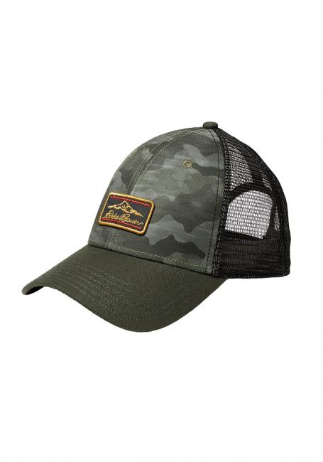 Cap mit Camouflage Muster