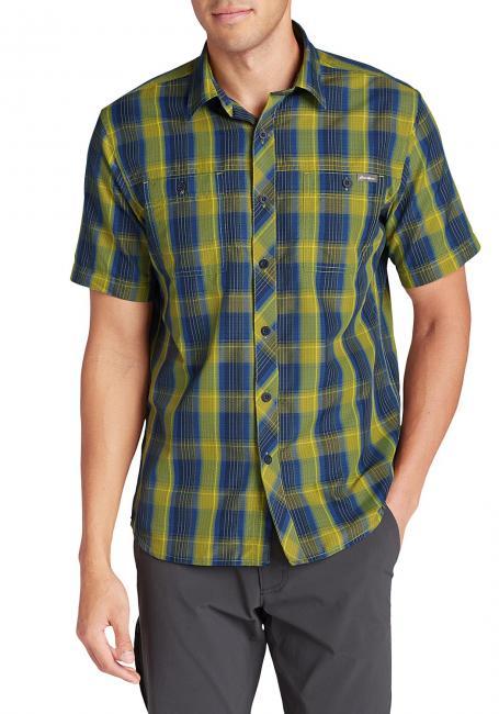 Greenpoint Hemd - kurzärmlig