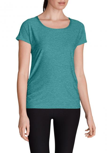 Infinity T-Shirt mit Raffung