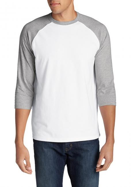 Baseball-Shirt - 3/4-Arm