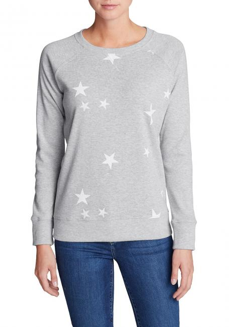 Sweatshirt Legend Wash Americana-Sterne