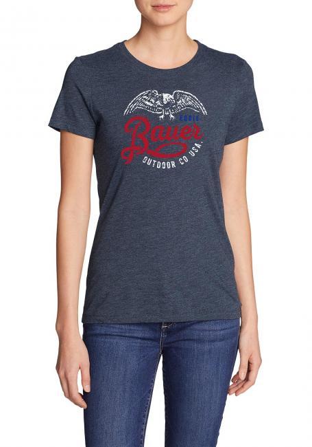 T-Shirt bedruckt USA