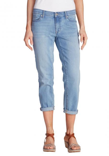 Elysian Boyfriend 7/8 Jeans - Slim
