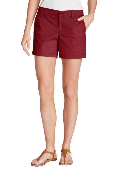 Popeline Shorts - uni