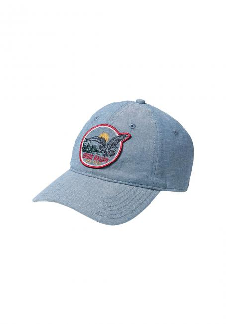 Cap Chambray Eagle