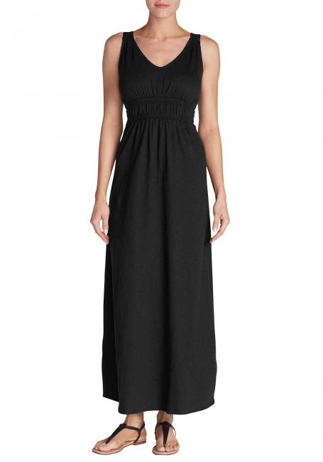 Laurel Canyon Maxikleid - uni