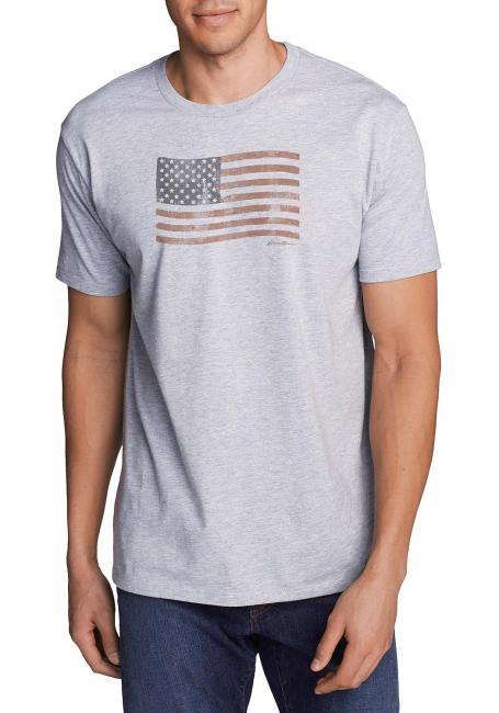 T-Shirt Klassische Flagge