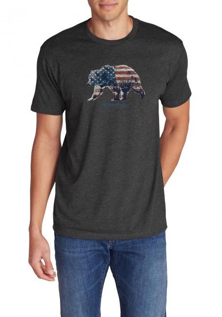 T-Shirt Bärenflagge