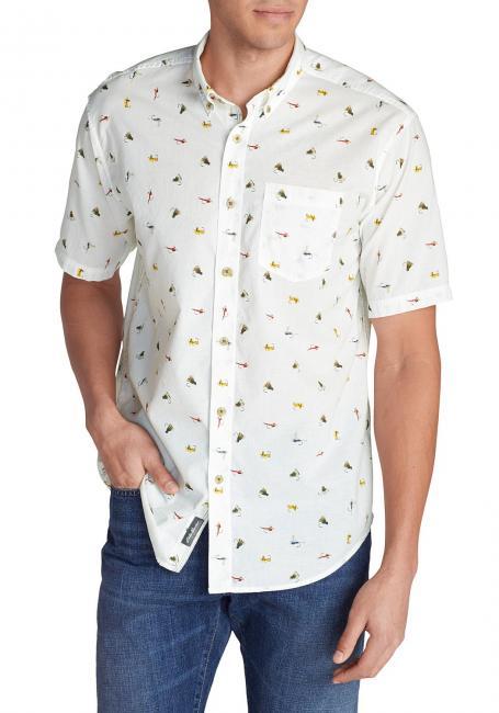Baja kurzärmliges Hemd