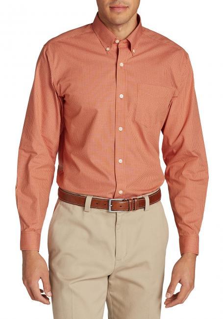 Oxfordhemden - Relaxed Fit, langärmlig - gemustert