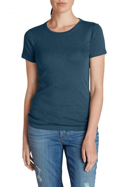 Favorite Shirt - Kurzarm mit Rundhalsausschnitt - uni