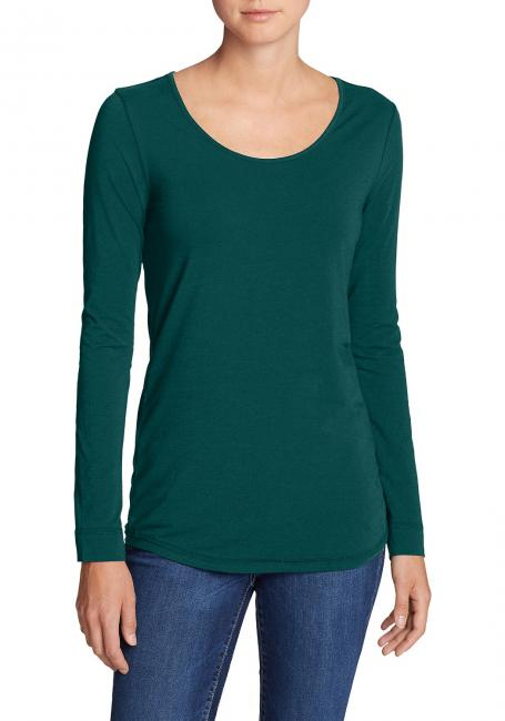 T-Shirt aus Pima-Baumwolle