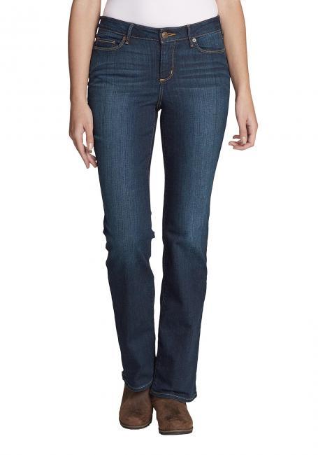 Boocut Jeans -Slightly Curvy