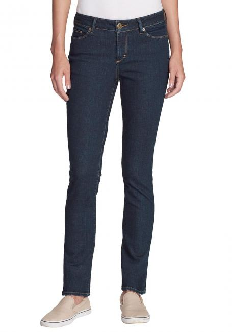 Straight Leg Jeans - Truly Straight