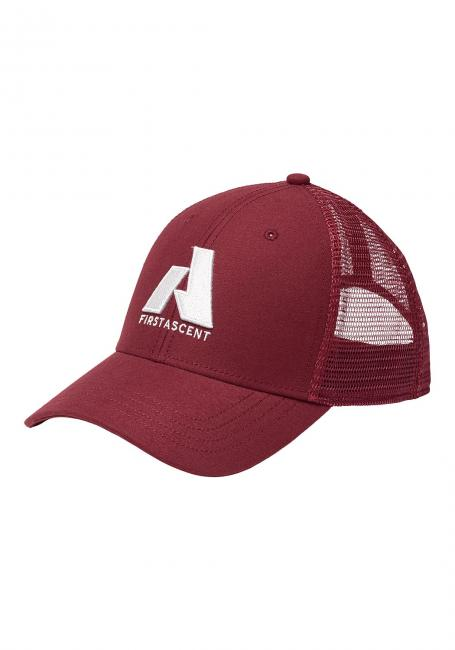 Cap mit First Ascent-Logo