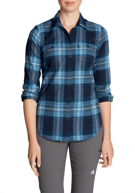 Expedition Flanellbluse