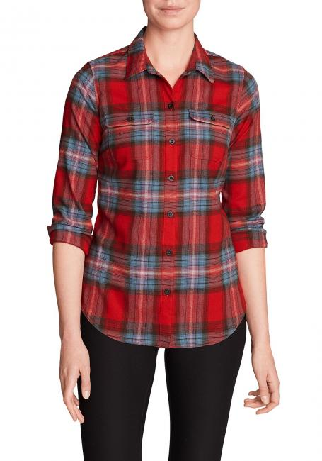 Expedition Felx Flanellbluse