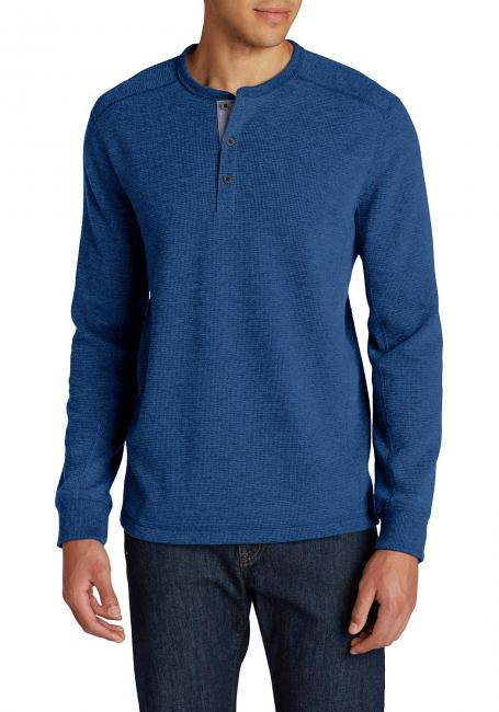 Eddie's Favorite Thermo-Henley