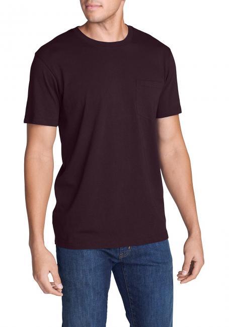 Legend Wash T-Shirt - Kurzarm mit Tasche