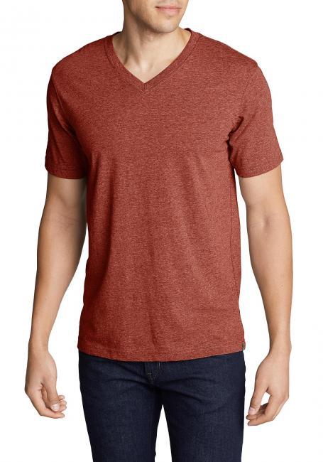 Legend Wash T-Shirt - mit V-Ausschnitt