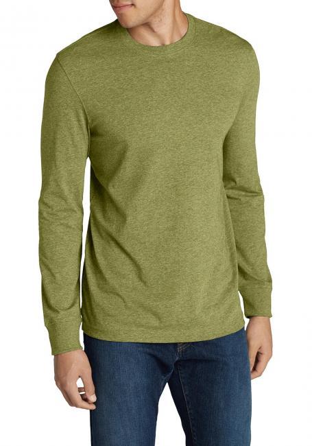 Legend Wash T-Shirt - Langarm - Slim Fit