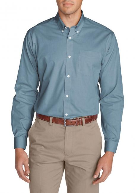 Knitterarmes Pinpoint-Oxfordhemd - Classic Fit