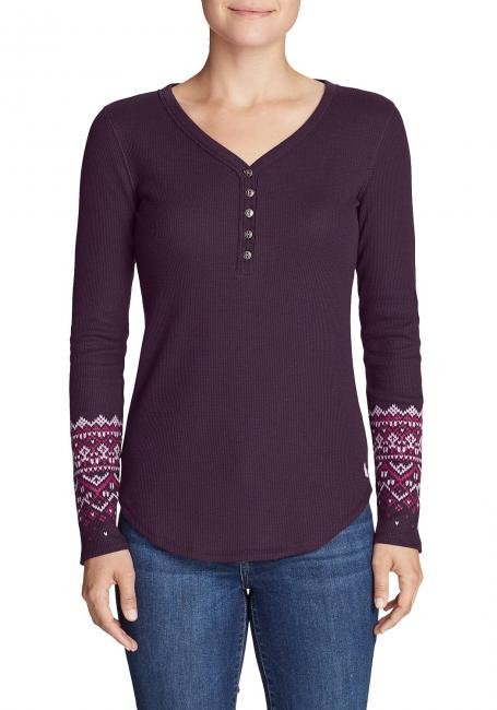Stine´s Favorite Thermo-Novelty Henley