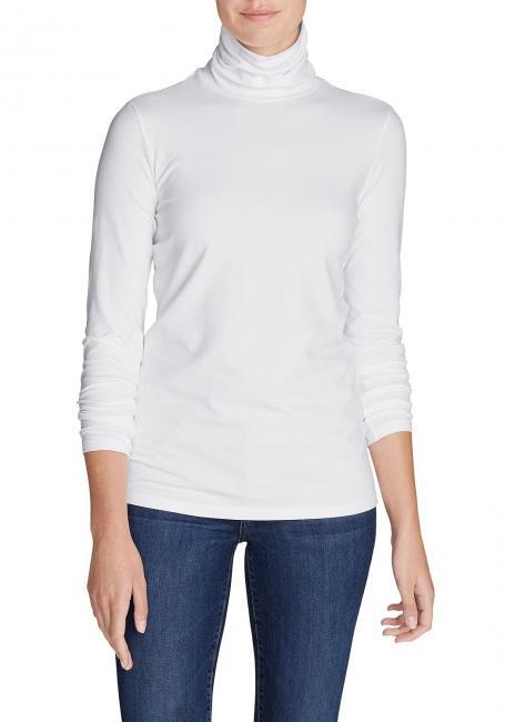 Layerific Rollkragen-Shirt - Langarm