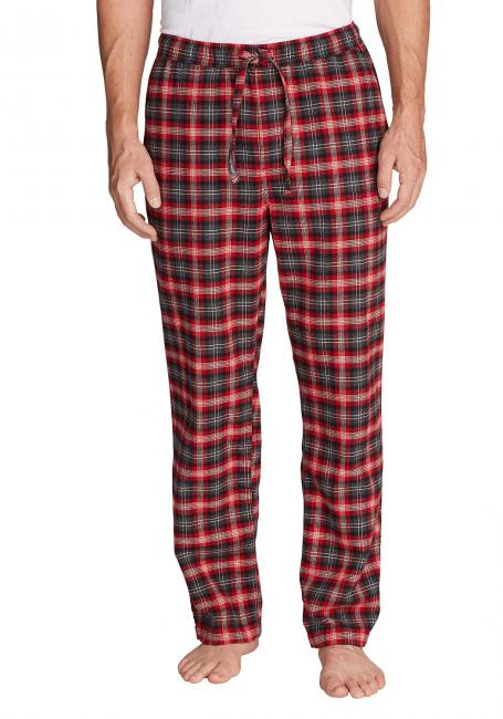 Sleepwear Hose aus Flanell