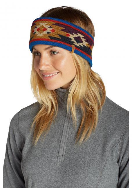 Slope Side Stirnband mit Fleece-Futter