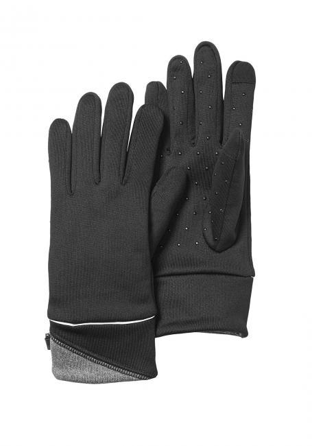 Crossover Fleece-Touchscreen-Handschuhe