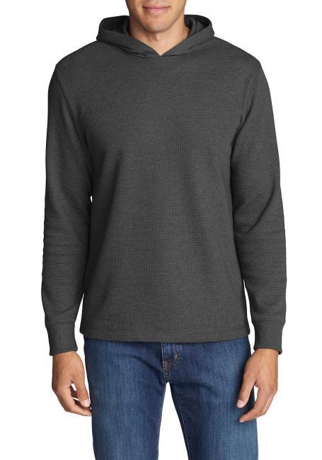 Eddie's Favorite Thermoshirt mit Kapuze
