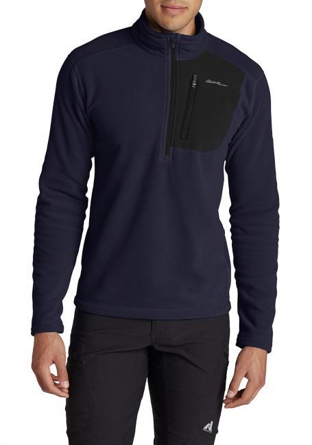 Cloud Layer Pro Fleeceshirt mit 1/4-Reißverschluss