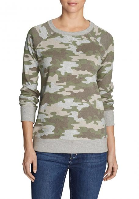 Legend Wash Sweatshirt - Camouflage
