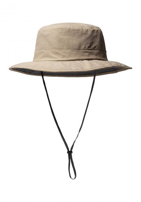 Exploration Hut mit Krempe