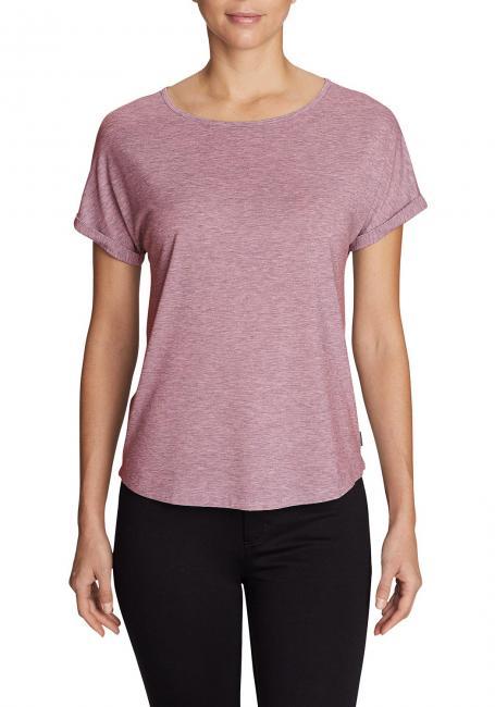 Mercer Bateau T-Shirt - uni
