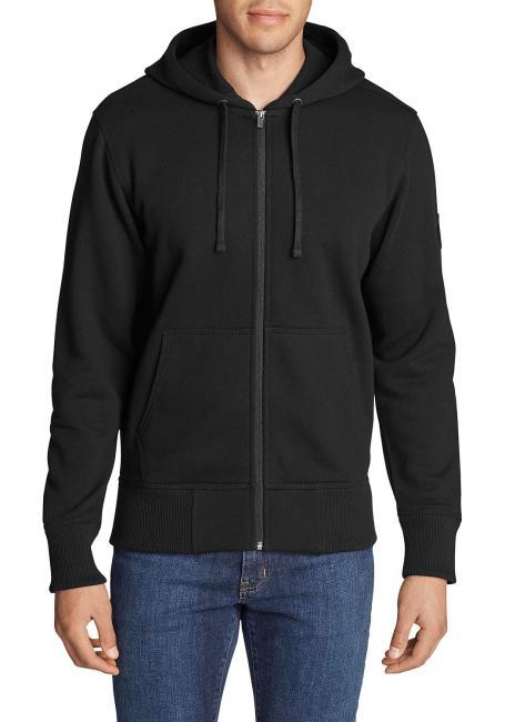 Cascade Sweatshirtjacke mit Kapuze