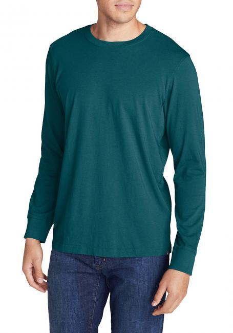 Legend Wash T-Shirt - Langarm