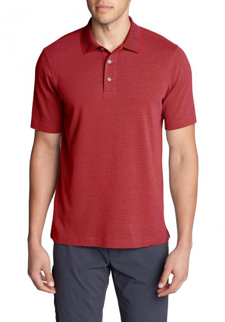 Voyager 2.0 Poloshirt- Kurzarm - uni - Relaxed Fit