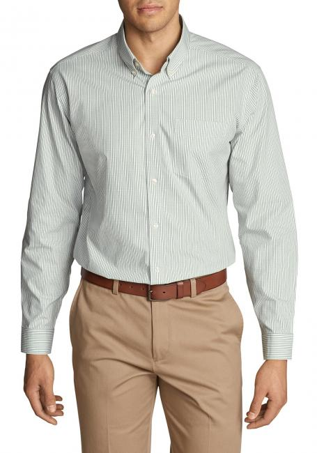 Knitterarmes Pinpoint-Oxfordhemd - Relaxed Fit