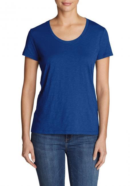 Essential Shirt - Kurzarm mit Rundhalsausschnitt