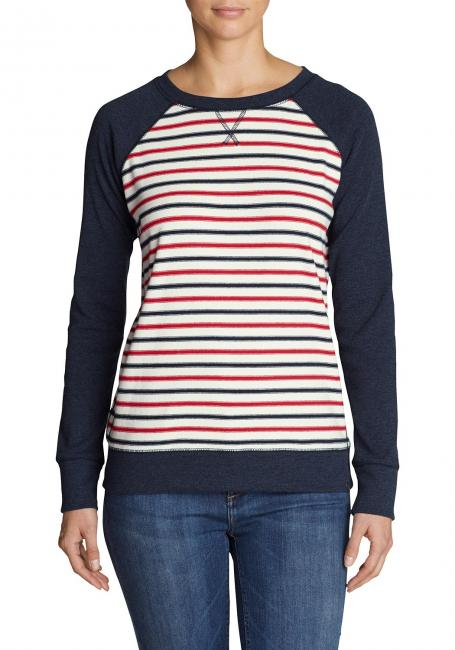 Legend Wash Sweatshirt - Stripe Block