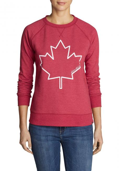 Camp Fleece Sweatshirt - Canada