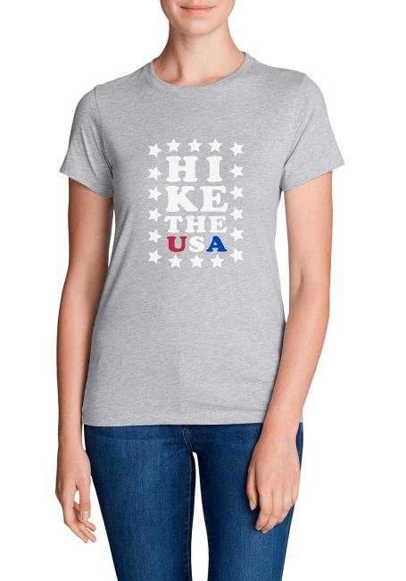 T-Shirt - Hike the USA