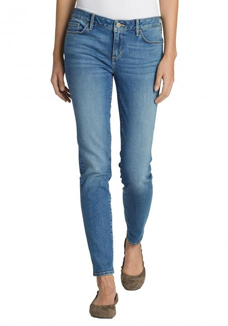 Elysian Jeans - Slim Straight Leg - Slightly Curvy